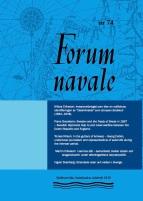 FORUM NAVALE 74 framsida